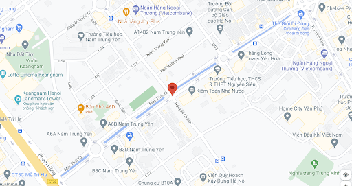 Địa chỉ văn phòng nhà xe Phúc Xuyên tại Hà Nội