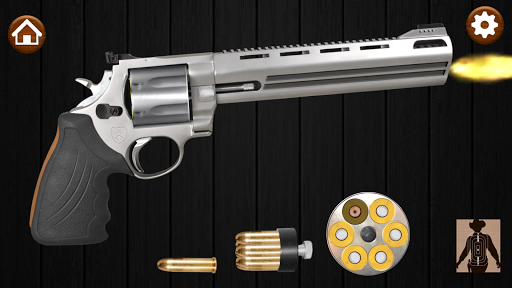 Revolver Guns Sim Pro