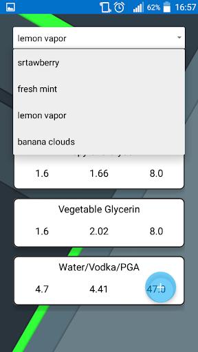 Pocket Vapor Tools  screenshots 8