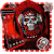 Red Bloody Skull Launcher file APK for Gaming PC/PS3/PS4 Smart TV