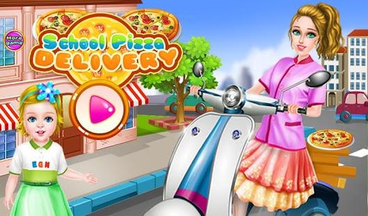 School Pizza Delivery- screenshot thumbnail