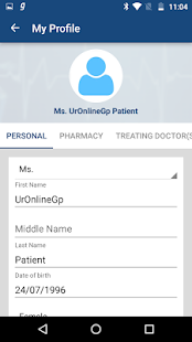UrOnlineGP- screenshot thumbnail