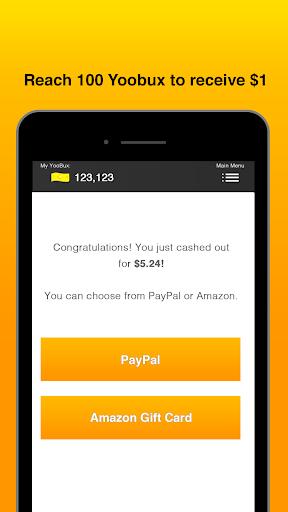 YooLotto: make money everyday!  screenshots 5