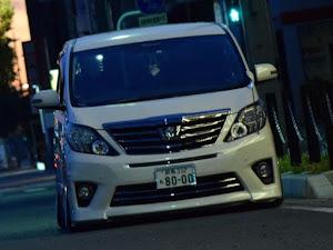 アルファード ANH20W Type GOLD Ⅱ のカスタム事例画像 あっちまん☆さんの2019年12月18日13:22の投稿