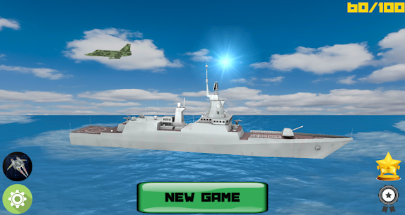Sea Battle 3D PRO: Warships 3