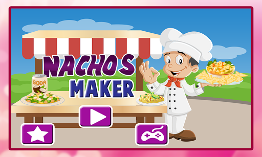 玉米片制造商 - 疯狂厨师