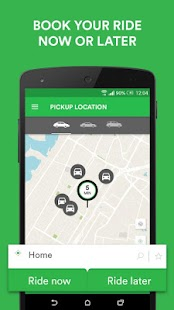 Careem - Car Booking App - náhled