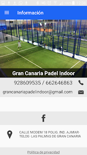 Gran Canaria Padel Indoor - náhled