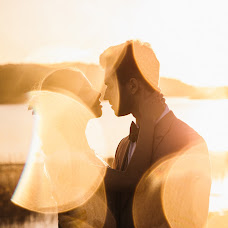 Wedding photographer Anastasiya Andreeva (Nastynda). Photo of 29.05.2018