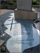 Photo: Turda - Piata 1 Decembrie 1918 - Monumentul Eroilor Revolutiei din 1989 - 2018.05.26