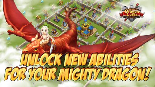 Dragon Lords: 3D strategy apktreat screenshots 2