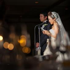 Wedding photographer Tsutomu Fujita (fujita). Photo of 12.09.2018