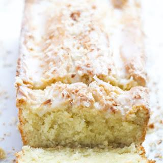 Coconut Loaf Cake.