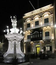 Photo: Birgu - Vittoriosa Square