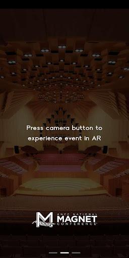 Magnet 2019 Augmented Reality screenshot 1