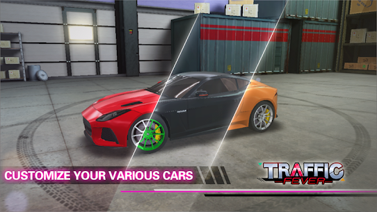 Traffic Fever-Racing game 4