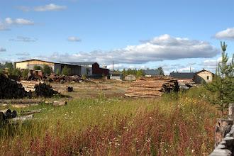 Photo: edelleen samaa sahalaitosta
