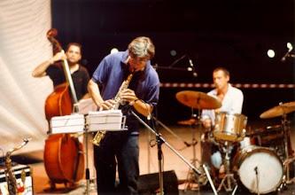 Photo: Lignano Jazz 99, Lignano Sabbiadoro 28/7/1999
