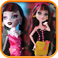 Draculaura Doll Wallpapers icon
