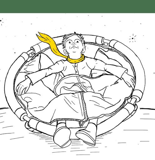 Le Petit Prince ou la machine à whyager au cœur de sa raison d'être , révéler son why, trouver le sens de sa vie professionnelle au service d'un monde humain, durable et désirable - Expériences émotionnelles - Workshop créatif - Nantes 44 Pays de la Loire