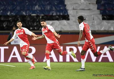 Ligue 1 : Monaco fait tomber le PSG et bouscule la course au titre