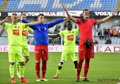 Derijck revient sur ses débuts plus que réussis avec La Gantoise