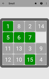 15-Puzzle Game - náhled