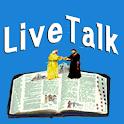 LiveTalk(Lite)  Bible Man[◀))] icon