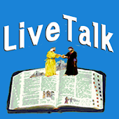 LiveTalk (Lite)  Bible Man