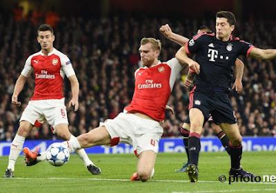 Arsenal s'immisce dans le dossier Lewandowski