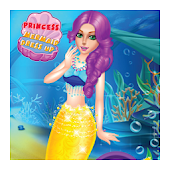 Princess Mermaid Dress Up Android APK Download Free By PineApps