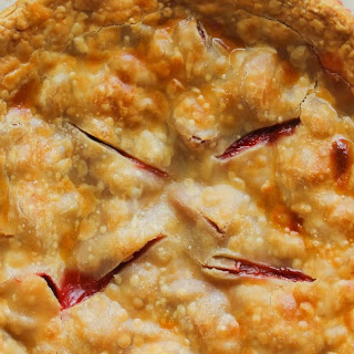 Strawberry Rhubarb Pie Without Tapioca Recipes