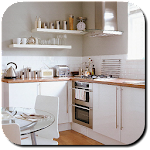 Small Kitchen Design Icon