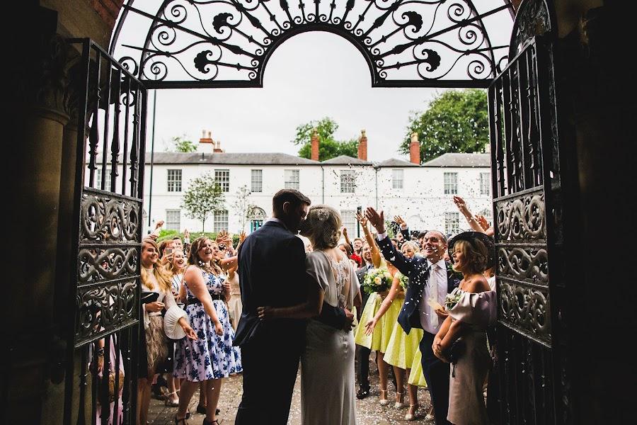 Wedding photographer Aaron Storry (aaron). Photo of 29.08.2016