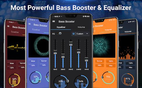 Ecualizador – Amplificador de volumen,de bajos 1