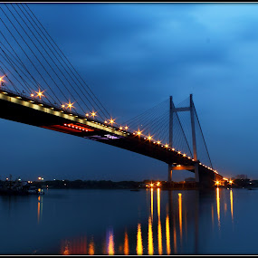by Sandip Ray - Buildings & Architecture Bridges & Suspended Structures