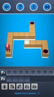 AlgoRun Free: Coding game