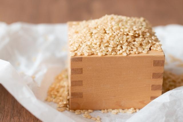 玄米の臭いを消す方法