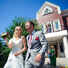 Wedding photographer Evgeniy Klescherev (EvgeniKlesherev). Photo of 14.04.2017