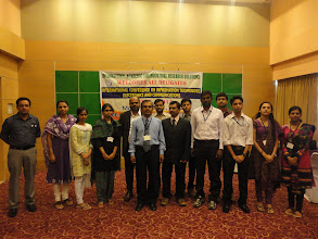 Photo: Organisers and Participants with Dr.manjunath