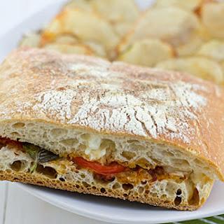 Tomato & Mozzarella Panini (Panera Style)