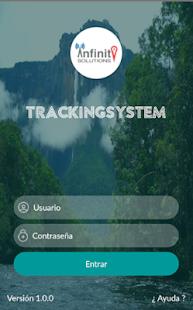 TrackingSystem-m2m - náhled