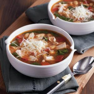 Tuscan Chicken Soup.