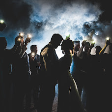 Wedding photographer Darren Thomas (DarrenThomas). Photo of 04.09.2018