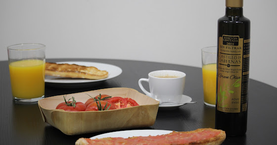 Tostadas almerienses para los desayunos más saludables