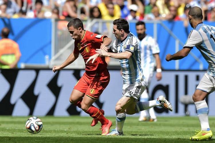 Lionel Messi dresse sa liste des cinq meilleurs joueurs au monde et y cite Eden Hazard