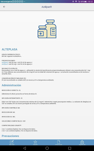 Medicamentos vu00eda parenteral 3.0 Screenshots 19