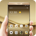 Gold Theme for Huawei Mate 8 icon