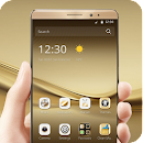 Gold Theme for Huawei Mate 8 v 1.1.3 app icon