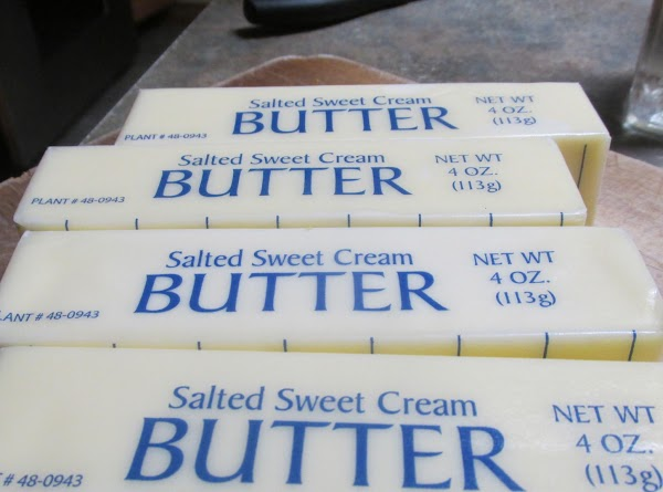In your large mixing bowl, add the softened butter, and beat till it comes...